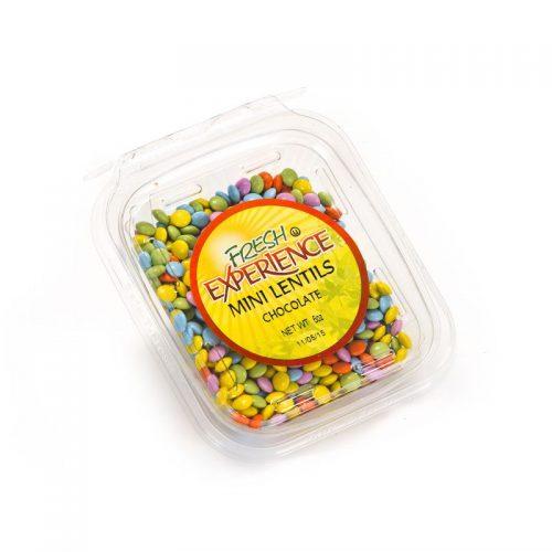 Mini Chocolate Lentils
