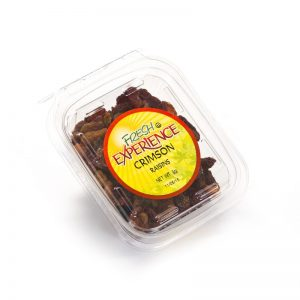 Crimson Raisins