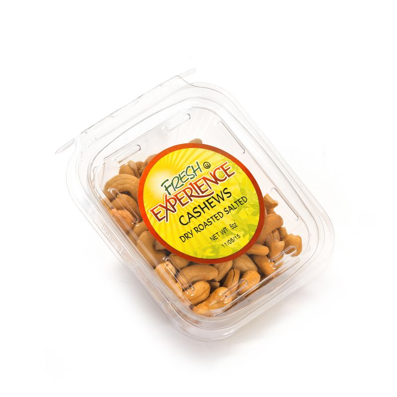 Cashews Dry Roasted Salted