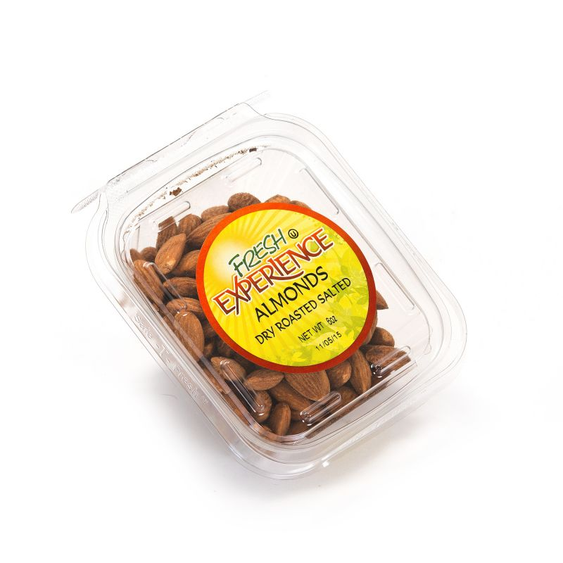 Almonds Dry Roasted Salted