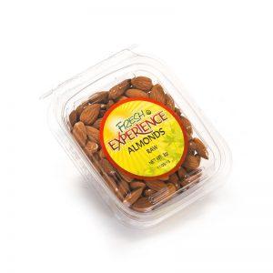 Almonds Raw