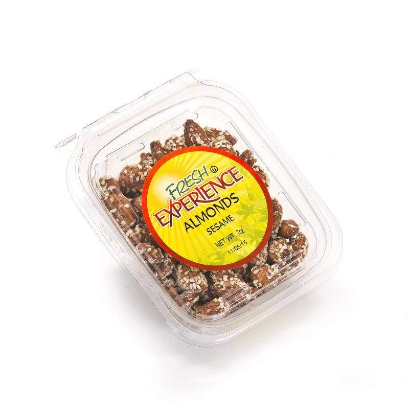 Almonds Sesame