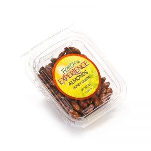 Almonds Honey Glazed