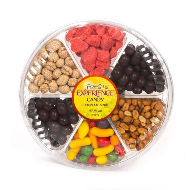 Choco & Nut LG 6 Sectional