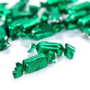 Zaza Foil (green) Sour Green Apple Bulk