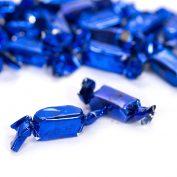 Zaza Foil (Blue) Raspberry Chewy Bulk