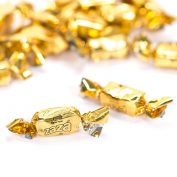 Zaza Foil (Gold) Coffee Chewy Bulk