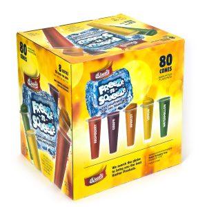 Ice Cones Freeze-n-Squeeze 10 ct