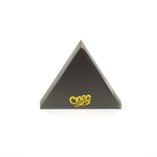 Triangle Foil Truffle (Black)