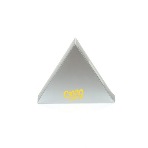 Triangle Foil Truffle (Gold)