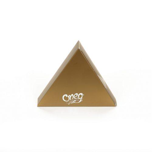 Triangle Foil Truffle (Silver)