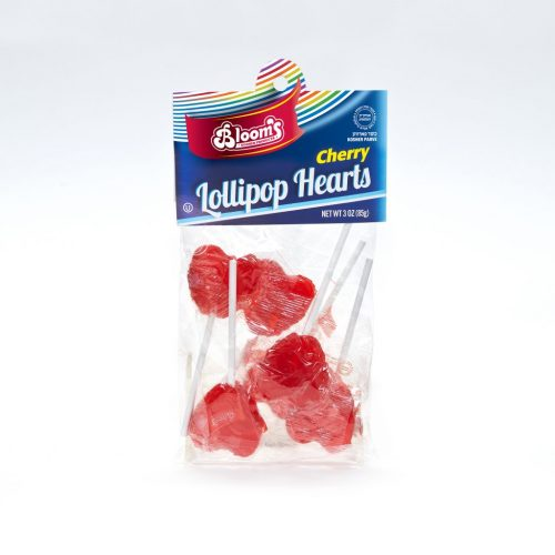 Lollypops Hearts / Cherry