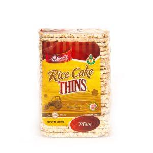 Rice Cake Thins Plain