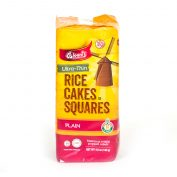 Rice Cake Square Thins / Plain