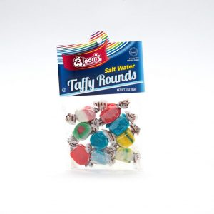 Salt Water Taffy / Rounds