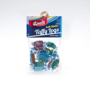 Salt Water Taffy / Logs