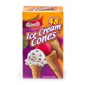 Ice Cream Cones 48 ct