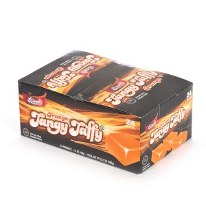 Tangy Taffy Boxes / Orange