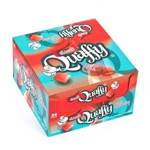 Quaffy Mini Chews Bags / Cherry