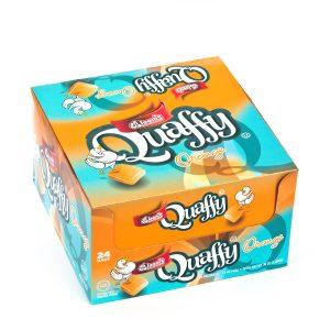 Quaffy Mini Chews Bags / Orange