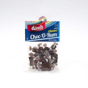 Choc-O-Rum Chews
