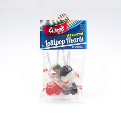 Lollypops / Hearts Assorted
