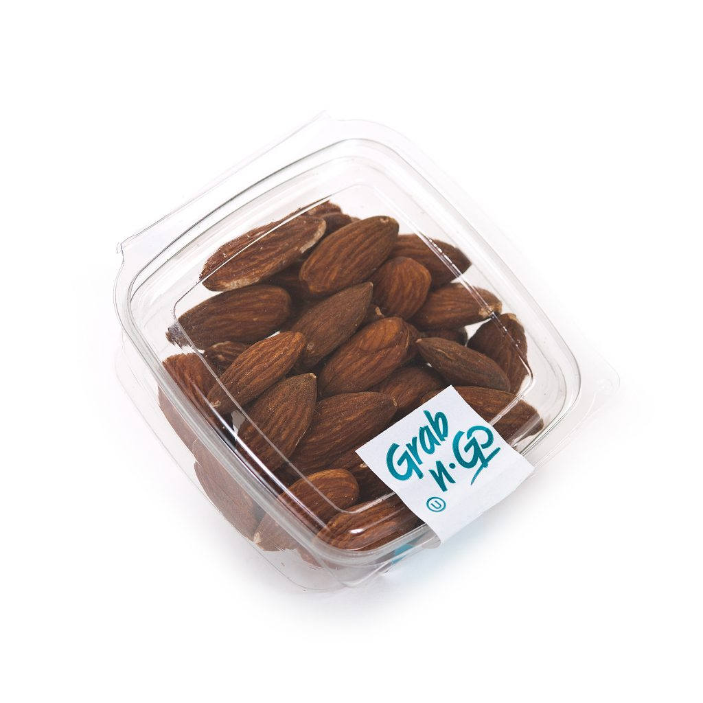 Grab-n Go Assorted Nuts Almonds