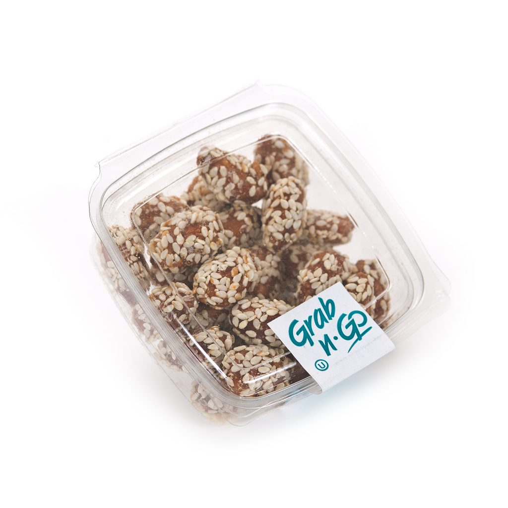 Grab-n Go Assorted Nuts Sesame Almonds