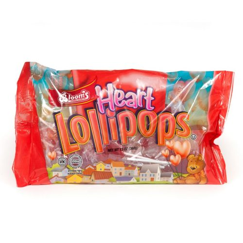 Lollipops 13oz Hearts