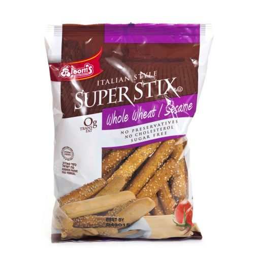 Supersticks Whole Wheat/Sesame