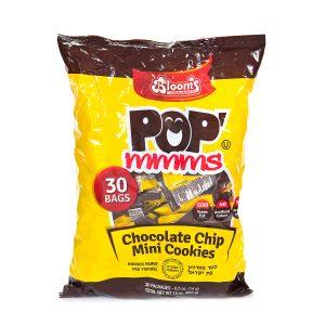 30-1/2oz Cookies/Pop mms/Choc Chip
