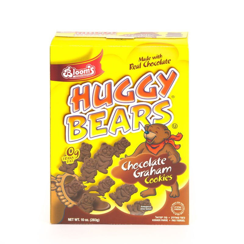 Huggy Bears Chocolate Graham