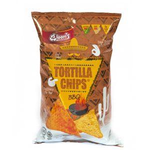 Tortilla Chips BBQ 11 oz