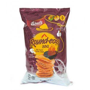 Round-eos BBQ 11 oz