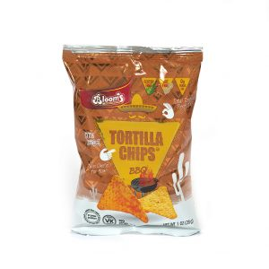 1 oz Tortilla Chips BBQ