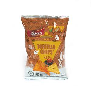 1 oz Tortilla Chips BBQ