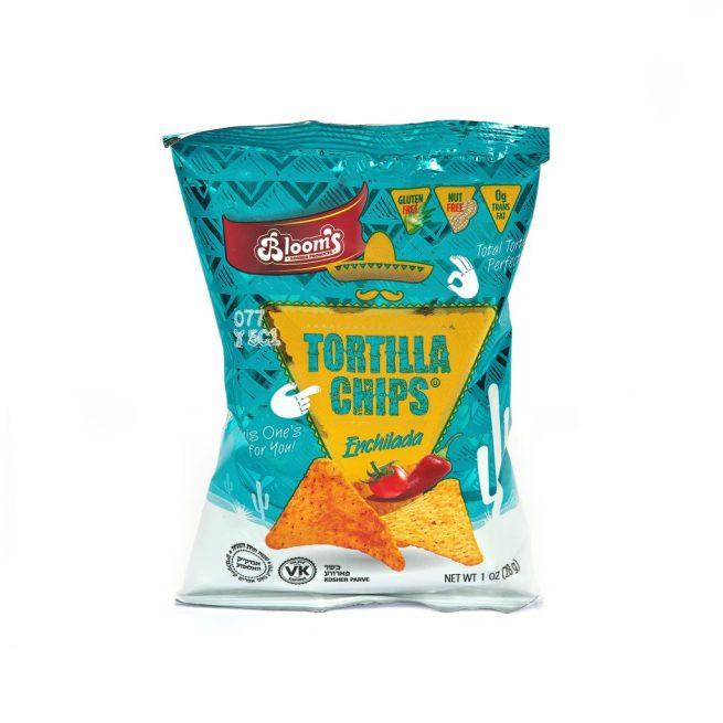 1 oz Tortilla Chips Enchilada