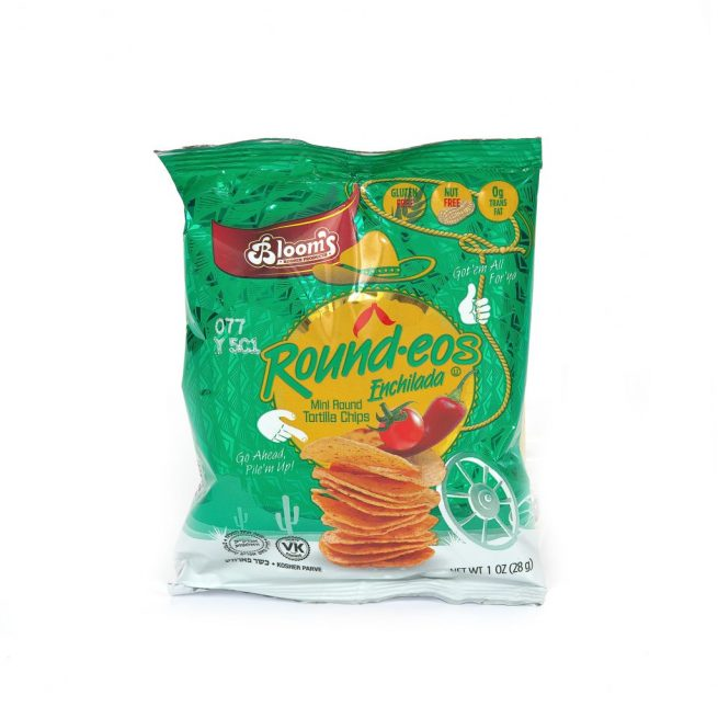 1 oz Round-eos Enchilada
