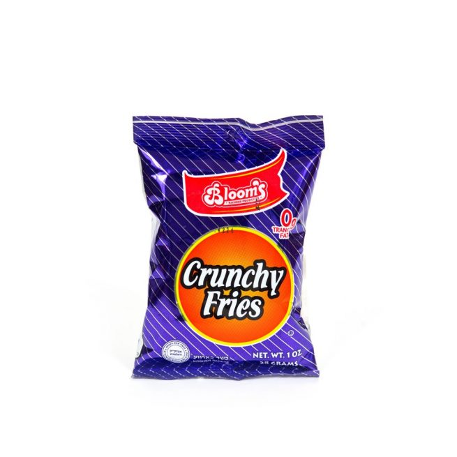1 oz Fries Crunchy