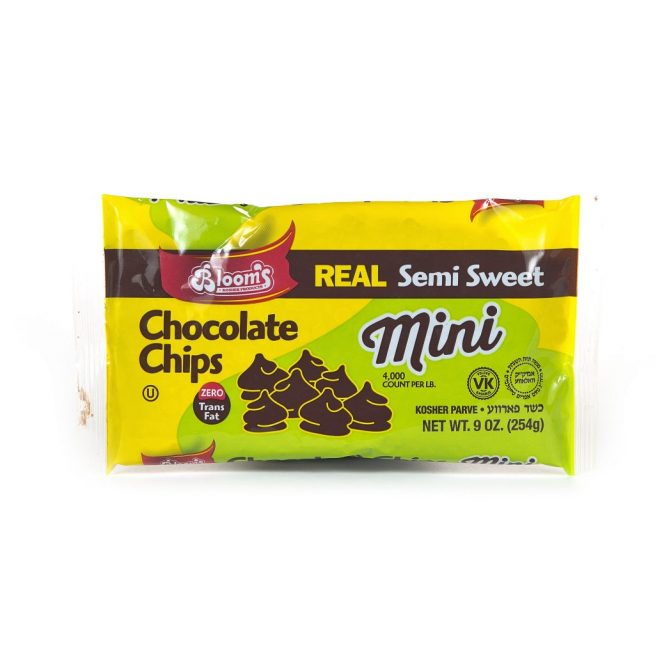 Bloom's Mini Chocolate Chips 9 oz