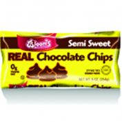 Bloom's Real Chocolate Bits 9 oz (chips)