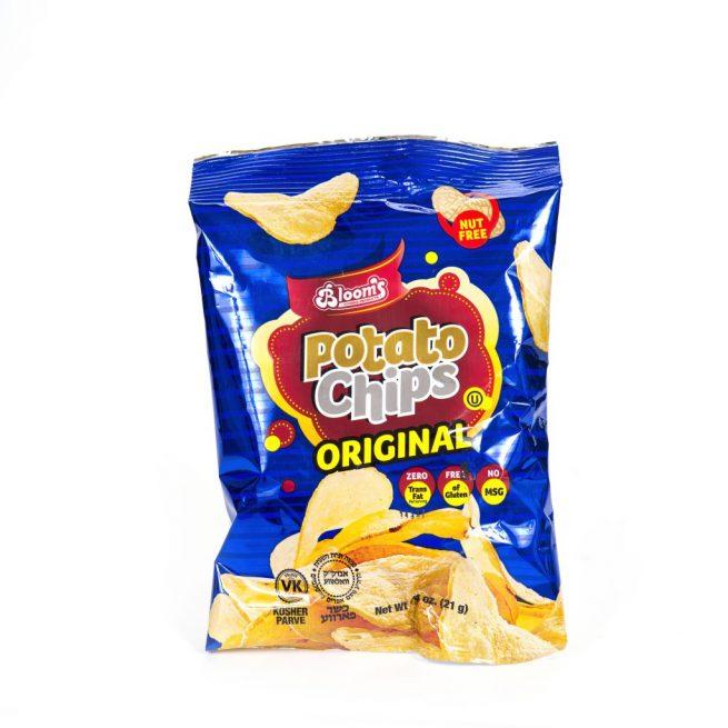 3/4 oz Potato Chips Regular