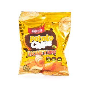 3/4 oz Potato Chips / Honey BBQ