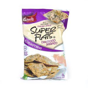 Super Flats Diamond Crisps/ Everything