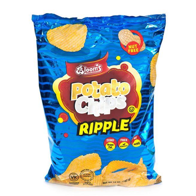 14 oz Potato Chips Ripple