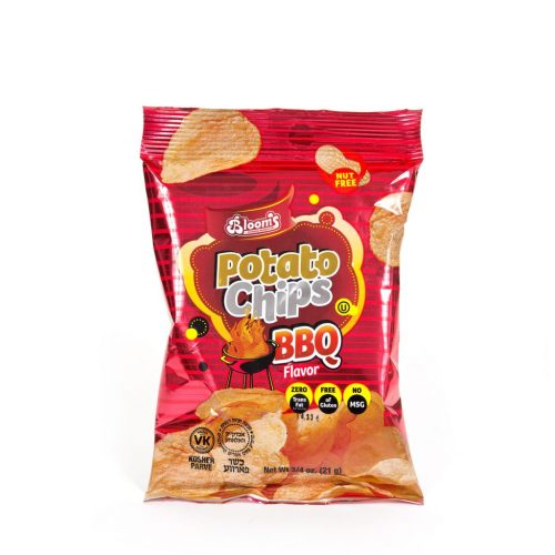 3/4 oz Potato Chips BBQ