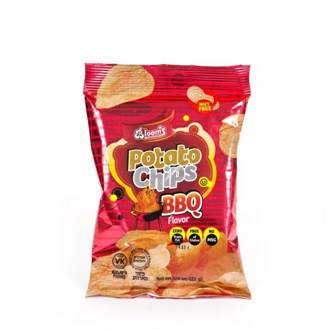 3/4 oz Potato Chips BBQ