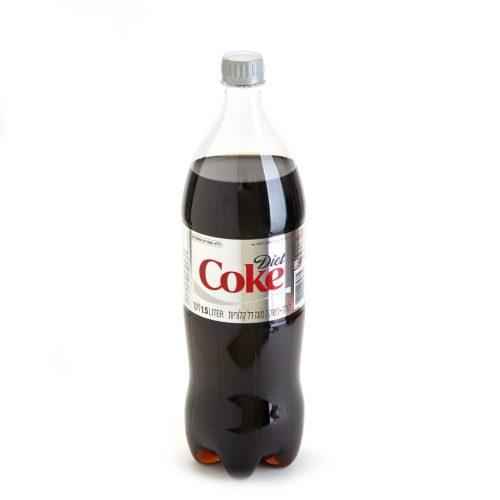 6pk Diet Coca Cola Soda