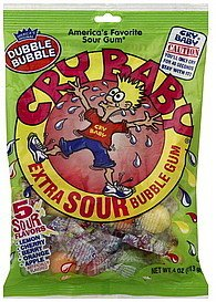 Cry Baby Gumballs 4oz