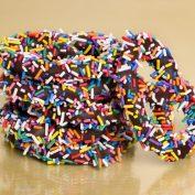 Dark- Rainbow Sprinkles